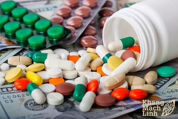 Điều trị viêm mao mạch dị ứng bằng thuốc Tây
