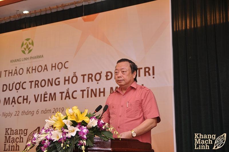 Bác sỹ Nguyễn Hồng Siêm viêm mao mạch dị ứng