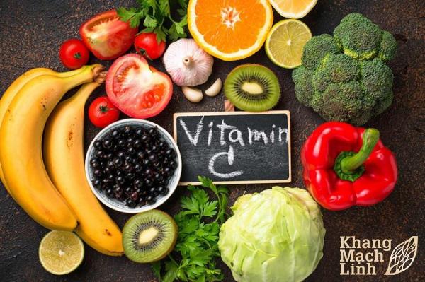 Vitamin C giảm rõ rệt các nốt ban dị ứng- Viêm mao mạch