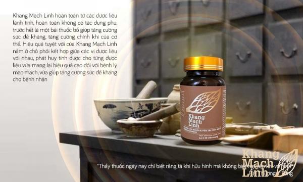 Uống Khang Mạch Linh lâu dài có tác dụng phụ gì không?