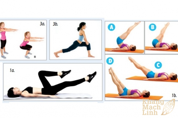 Tác dụng của tập thể dục đúng cách trong điều trị suy giãn tĩnh mạch