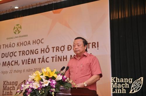 Chia sẻ của ông Nguyễn Hồng Siêm về bệnh viêm mao mạch dị ứng