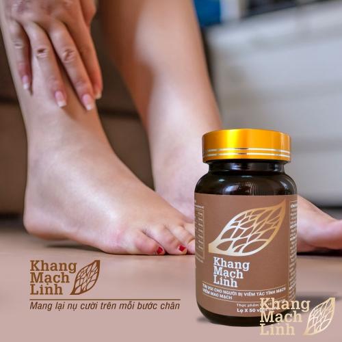PGS,TS, Bác sỹ Nguyễn Duy Hưng chia sẻ về sản phẩm Khang Mạch Linh đối với bệnh lý viêm mao mạch dị ứng.